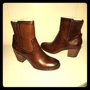 FRYE Lucinda Scrunch Short boots NEW